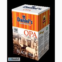 Чай Цейлонский чёрный Daniels OPA 100гр