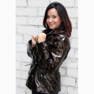 Куртка женская лаковая.EDL