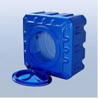 Пластиковые баки квадратные и прямоугольные от 100л до 500л