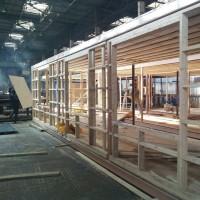 Работа в Эстонии для парней на производстве модульных домов