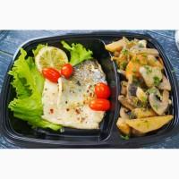 Здоровое питание с доставкой Киев. Мужские рационы питания заказать Киев