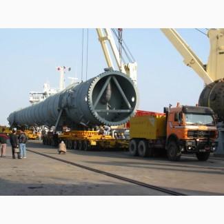 Перевозка негабаритных грузов из США