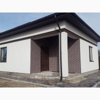Продам 1 эт. новый дом 100 кв.м. в с.Осещина, ул.Космонавтов 5, 6 соток земли