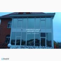 Тонировка стеклопакетов Киев, тонирование окон в офисе