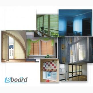 Шторы, жалюзи для Вашего дома и офиса от Дизайн-Стелла