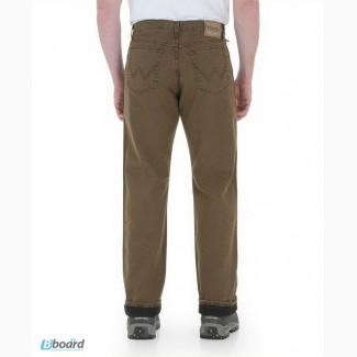 Теплые джинсы на флисовой подкладке Wrangler Rugged Wear Thermal Jeans (США)