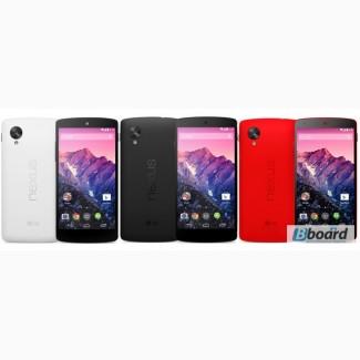Оригинальный смартфон LG Nexus 5 D820 32gb black