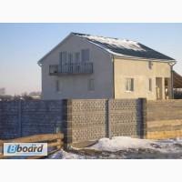 Строительство по доступным ценам - домов, коттеджей, производственых помещений