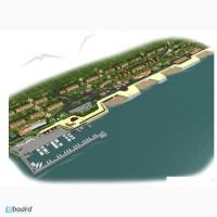 Участок под строительство базы отдыха с яхт-клубом
