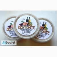 Бентонит для виноделия и браги (200 грамм)