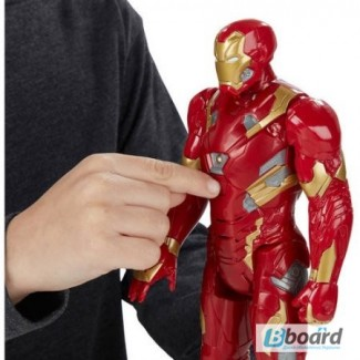 Говорящая фигурка Железного Человека 30см Hasbro