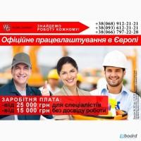 Официальна работа в Польше