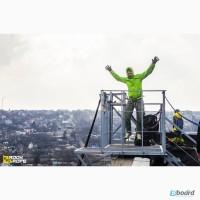 Прыжки с 13 этажки в Харькове