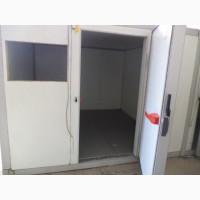 Холодильная камера, холодильно-морозильная камера (комната) б/у