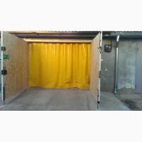 Шторы для гаражей, складов, ангаров, автомоек, СТО, покрасочных