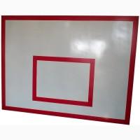 Баскетбольный щит металлический 0, 8м х1, 0м