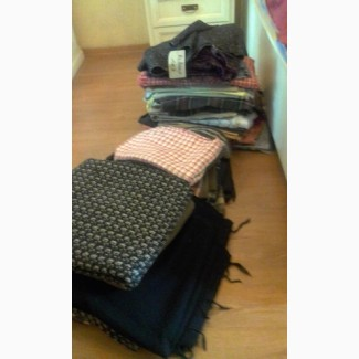 Продаю итальянские ткани (отрезы на пощив одежды)