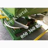 Разбрасыватель минеральных удобрений МВУ-1000