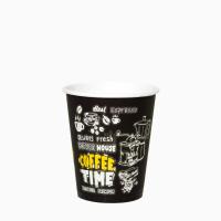 Стакан 175 мл. Coffee Time 50шт.упак