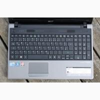 Игровой, производительный 4-х ядерный ноутбук Acer Aspire 5820TG