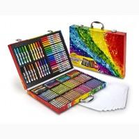 Crayola Набор для творчества в чемодане 140 предметов
