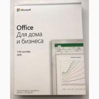 Лицензионный microsoft office 2019 для дома и бизнеса, rus, box-версия (t5d-03248)
