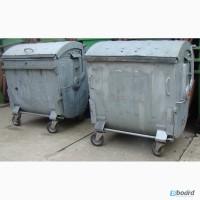 Продажа и аренда контейнеров для отходов.