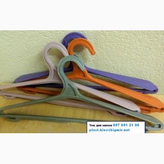 Вешалка-плечики для верхней одежды