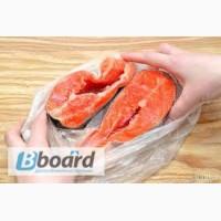 Упаковка лосося (работа в Польше)