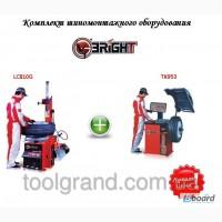 Продажа оборудования для шиномонтажа (TK953+LC810G)