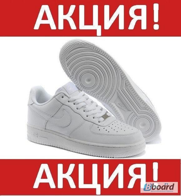 9eaebac5 Кроссовки мужские, женские Nike Air Force 1 Low White/Найк Аир Форс Низкие,