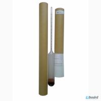Ареометр для спирта АСП-1 40-50% с госповеркой (спиртомер спиртометр)