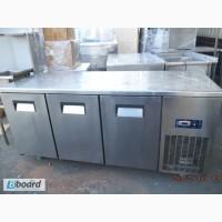 Холодильный стол б/у (2х дверный, 3х дверный, 4х дверный, саладет, пиццерийный)