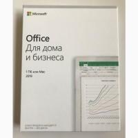 Office 2019 для дома и бизнеса, rus, box-версия (t5d-03248) всрытая упаковка