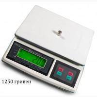 Фасовочные весы на 6 кг Прок