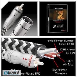 Продам межблочный Hi-End кабель AudioQuest Cheetah и др