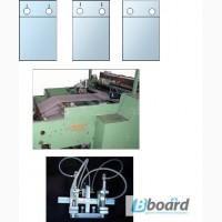 Высечной штамп отверстий в клапане пакета под клипсу