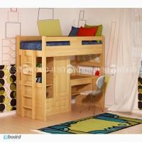 Кровать-чердак Лопольд