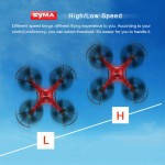 Квадрокоптер - Эксклюзив - Syma X5C-1 upgraded version в красном цвете
