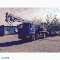 Новый автокран КС-45729А-С-02 Машека 16 тонн