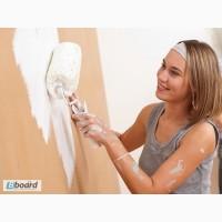 Покраска стен в Киеве цена