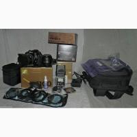Цифровая зеркальная фотокамера Nikon D7100 24, 1 МП DX-формата