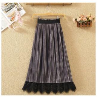 Велюровая юбка. Размер XS.S.M