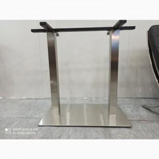 Ножка стола, опора для стола, основание, каркас стола, подстолье из нержавеющей стали