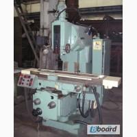 Капитальный ремонт фрезерных станков