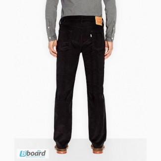 Вельветовые джинсы Levis 514 Straight Fit Corduroy Jeans