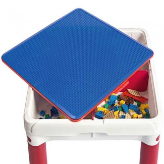 Стол для конструктора и творчества в игровую зону