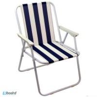 Раскладной стул для природы, пляжный стул кресло WELFULL-YZ16001