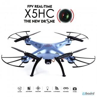 Квадрик для начинающих! Супер Новинка 2016 ! Квадрокоптер SYMA X5HC-1