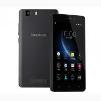 Стильный смартфон Doogee X5. Недорогой сенсорный телефон.Новый смартфон.ТВ120